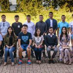 ISSI students