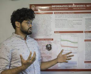 Student research Ajmain Naqib