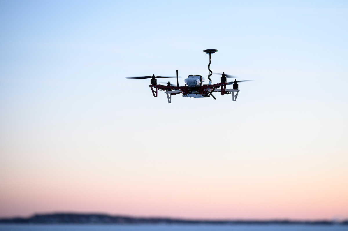 meteorology drone