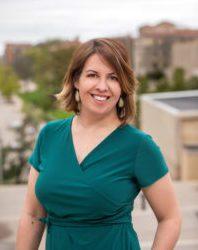 UW-Madison summer academic advising Jen Walsh