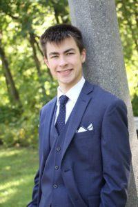 headshot of Matthew Olson