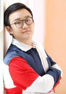 Headshot of Joey Chen