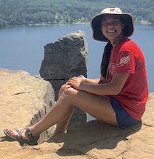 UW–Madison Summer Term student Savannah Peterson