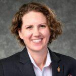 headshot of dean of students Christina Olstad